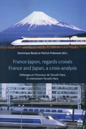 France-Japon, regards croisés ; France and Japan, a cross analysis - Couverture - Format classique