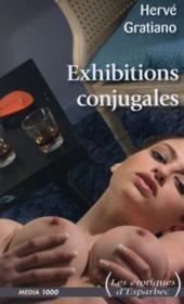 Exhibitions conjugales - Couverture - Format classique