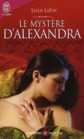 Le mystère d'Alexandra - Couverture - Format classique