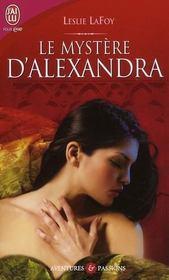 Le mystère d'Alexandra - Intérieur - Format classique