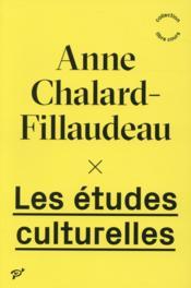Les études culturelles - Couverture - Format classique