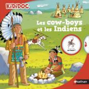 Les cow-boys et les indiens - Couverture - Format classique