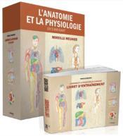 L'anatomie et la physiologie ; coffret ; en s'amusant - Couverture - Format classique
