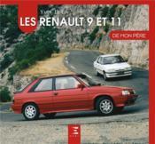 Les Renault 9 et 11 - Couverture - Format classique