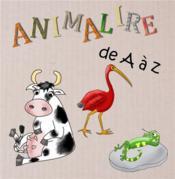 Animalire de A à Z - Couverture - Format classique