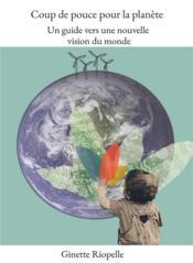 Coup de pouce pour la planète - Couverture - Format classique