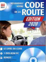 Réussissez votre code de la route (édition 2020) - Couverture - Format classique