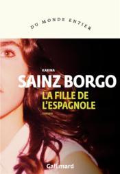 La fille de l'Espagnole - Couverture - Format classique