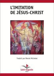 L'imitation de Jésus Christ - Couverture - Format classique