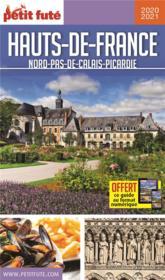 GUIDE PETIT FUTE ; REGION ; Hauts de France , Nord-pas-de-Calais-Picardie (édition 2020/2021) - Couverture - Format classique
