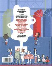 Les chercheurs d'art ; l'art moderne sous toutes ses formes - 4ème de couverture - Format classique