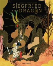 Siegfried et le dragon - Couverture - Format classique
