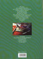 Maitrise Du Vitrail - 4ème de couverture - Format classique