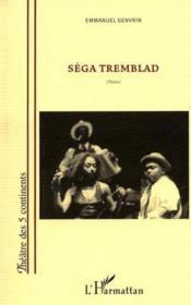 Sega Tremblad - Couverture - Format classique
