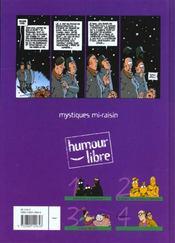 Durant les travaux, l'exposition continue t.3 ; crise de foie - 4ème de couverture - Format classique