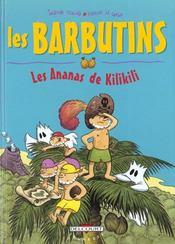 Les Barbutins T.2 ; Les Ananas De Kilikili - Intérieur - Format classique