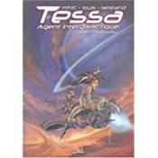 Tessa, agent intergalactique t.1 ; sideral killer - Couverture - Format classique
