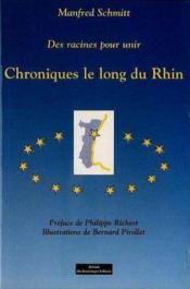 Chroniques Le Long Du Rhin - Couverture - Format classique