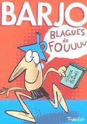Barjo - Intérieur - Format classique