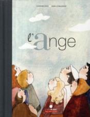 L'ange - Couverture - Format classique