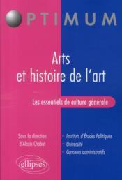 Les essentiels de culture generale ; arts - Couverture - Format classique