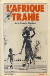 L'afrique trahie - Couverture - Format classique