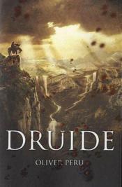Druide - Couverture - Format classique