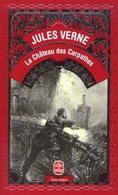 Le chateau des carpathes - Intérieur - Format classique