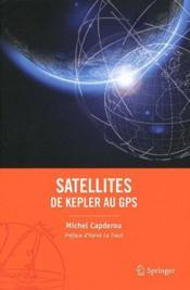 Satellites : de Kepler au gps - Couverture - Format classique