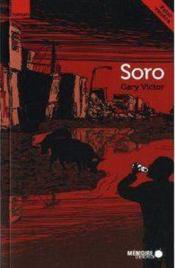 Soro - Couverture - Format classique