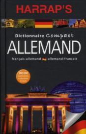 telecharger Dictionnaire Harrap's compact allemand livre PDF/ePUB en ligne gratuit