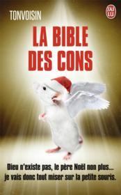La bible des cons - Couverture - Format classique