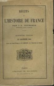 Recits De L'Histoire De France. Quatrieme Periode. Les Carlovingiens (Suite) - Couverture - Format classique