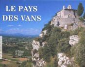 Le pays de Vans - Couverture - Format classique