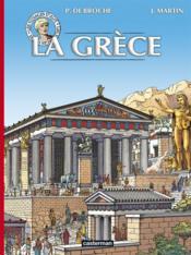 Les voyages d'Alix ; INTEGRALE ; la Grèce t.1 et t.2 - Couverture - Format classique