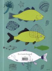 Tout sur la mer ; apprendre, comprendre, dessiner - 4ème de couverture - Format classique