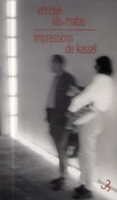 Impressions de Kassel - Couverture - Format classique