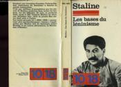 Les Bases Du Leninisme. - Couverture - Format classique