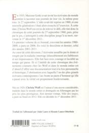 Mon nouveau siècle ; un jour dans l'année (2001-2011) - 4ème de couverture - Format classique