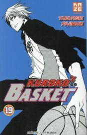 Kuroko's basket T.19 - Couverture - Format classique