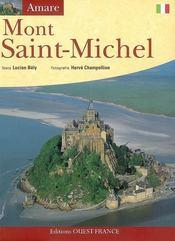 Aimer le mont Saint-Michel - Intérieur - Format classique