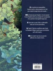 Les mondes cachés T.1 ; l'arbre-forêt - 4ème de couverture - Format classique