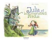 Julia et les monstres perdus - Couverture - Format classique
