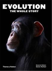 Evolution: the whole story - Couverture - Format classique