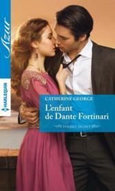 L'enfant de Dante Fortinari - Couverture - Format classique