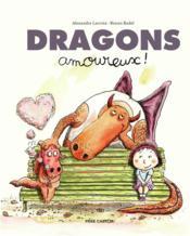 Dragons amoureux ! - Couverture - Format classique