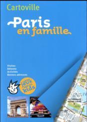Paris en famille - Couverture - Format classique