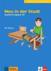 Neu der stadt ; allemand ; A1 - Couverture - Format classique