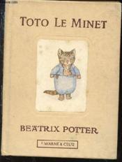 Toto Le Minet. - Couverture - Format classique
