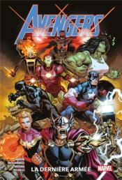 Avengers T.1 ; la dernière armée - Couverture - Format classique
